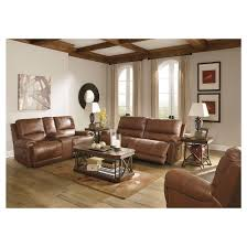 Paron 2 Seat Reclining Sofa Ashley Furniture Tar