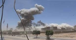 39 غارة جوية لطيران العدوان على محافظة مأرب : صحافة 24 نت