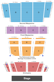 St George Theatre Seating Chart Staten Island