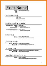 Teacher Resume Template Word 100 Teacher Resume Format In Word Lease Template 28