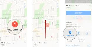 How To Name And Save Locations With Maps On Iphone And Ipad