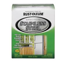 Rust-Oleum Stainless Steel Paint Kit (2479630 - Specialty Paints - Ace  Hardware
