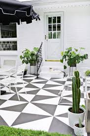 exterior quality concrete floor paint. 10 beautiful patios and outdoor spaces. painted concrete patiosconcrete floor diypainting exterior quality paint