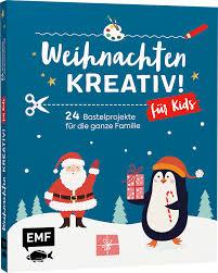 Weihnachten Kreativ Für Kids