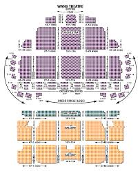 Prototypic Citi Performing Arts Center Boston Seating Chart