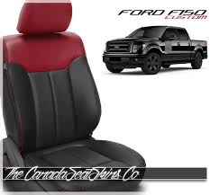 2016 ford f150 custom leather upholstery