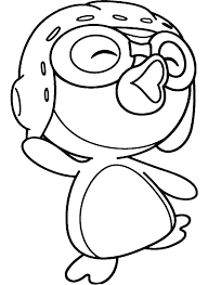 Baby Penguin Coloring Pages Baby Penguin Coloring Pages Coloring