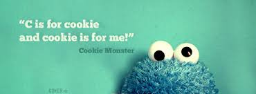 Cookie Quotes Mesmerizing Cookie Quote Cookie Monster