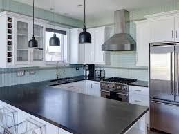 Black White Kitchen Tiles Black And White Kitchen Backsplash 2 Unique Black And White