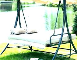 outdoor porch bed swing round hanging beds canopy diy australia