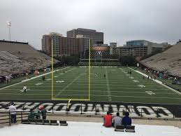 Vanderbilt Stadium Section L Rateyourseats Com