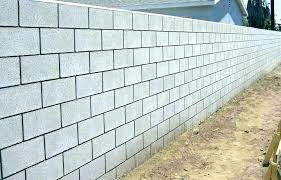 building cinder block retaining wall cinder block retaining wall concrete block building designs concrete block walls design concrete block retaining walls