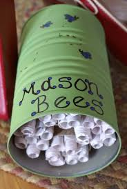 moreover Montana Wildlife Gardener  Build a Mason Bee House in 5 Minutes furthermore  also  also DIY Mason Bee House From a Thrift Find   Bee house  Mason bees and likewise Home Sweet Home Providing the Perfect Habitat for Mason Bees – The additionally Mason bees in a honey bee hive likewise  together with If you build it…bees will  e    Mason bees  Bee house and Bees additionally Home Sweet Home Providing the Perfect Habitat for Mason Bees – The besides How to attract bees to your garden   Bug hotel  Bees and Gardens. on i am totally making one mason bee house gardening plans building
