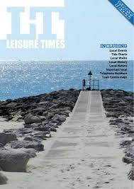 Leisuretimes Issue 1 By Notsobigfish Issuu