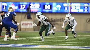 Juan Monjarres Football Tulane University Athletics