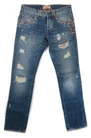 Galliano Italian Designer Galliano Mens Italian Designer Jeans Size 33 Retail