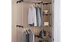 Mainstays Coat Rack Delectable Stand Up Coat Rack Walmart Wire Closet Shelving BradsHomeFurnishings