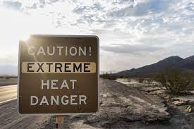 record Sunday amid punishing heat wave ...
