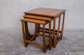 Vintage Nesting Tables And Stacking Tables Online Shop | Buy with Stackable  Coffee Tables (Image
