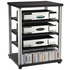Salamander Synergy S30 Five Shelf Audio Rack-Audio Advisor