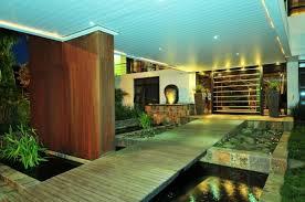 koi pond lighting ideas. perfect pond modern courtyard water garden koi pond and lighting ideas u