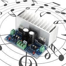 tda7293x2 100w 100w ogue stereo audio amplifier board sound quality 2 channel power amplifier board