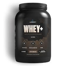 whey protein powder
