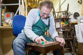volunteer us the trussell trust volunteer sanding furniture