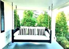 bed swing outdoor outdoor porch bed swing round ideas picture wicker angel on guitar b outdoor bed swing
