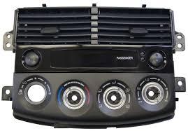 2004-2010 Toyota Sienna Climate Control Panel W/O Sonar Option New ...