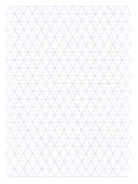Variable Triangle Printable Graph Paper Free Online Printable Hub