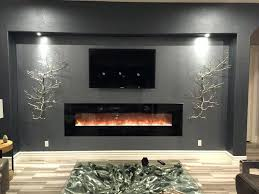 in wall electric fireplace also napoleon wall mount electric fireplace reviews me for produce amazing wall
