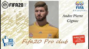 We'll show you which stars and great talents in fifa 21 the contract will expire in winter 2021, 2021, 2022. Fifa 20 Andre Pierre Gignac Look Alike In Tigres Uanl Fifa20 Pro Club Youtube