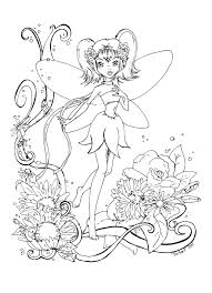 New Of Printable Gothic Fairy Coloring Pages Gallery Printable