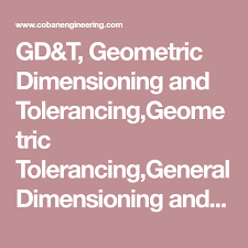 Asme Y14 5 Tolerance Chart Gd T Geometric Dimensioning And Tolerancing Geometric