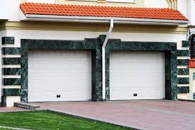 should i paint my aluminum garage doors