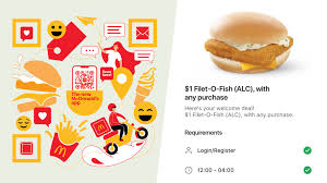 Mcdonalds Has A New App Offering Discount Codes Includes
