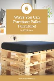 where to buy pallet furniture. 6 Ways You Can Purchase Pallet Furniture! DIY FurnitureOther Projects Where To Buy Furniture D