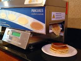 Pancake Vending Machine Best My Own Sweet Thyme A Pancake Breakfast
