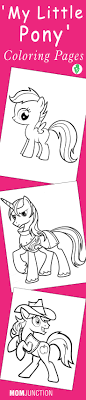 Top 25 My Little Pony Coloring