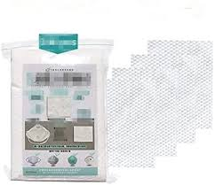 <b>100Pcs Mask</b> Fitter, Breathable Interchangeable <b>Disposable Non</b> ...