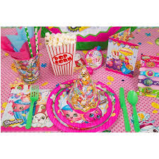 Shopkins Party Supplies Walmartcom