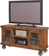industrial tv cabinet. Fine Industrial Aspenhome Industrial 55 Intended Tv Cabinet T
