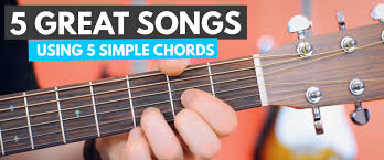 Guitar tabs for beginners need to strike the right balance between simplicity and musicality; Beginners Play 5 Hit Songs With 5 Easy Chords Guitar Pro Blog Arobas Music