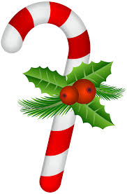 candy cane clipart. Wonderful Candy Clip Art Cane With Holly Transparent Png Throughout Candy Clipart