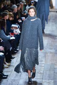 Models walk the runway at the <b>Michael Kors</b> fashion show during ...