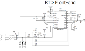 rtd pt100 3 wire wiring diagram wiring diagram and schematic design how do i connect 2 3 and 4 wire rtds to my acquisition card
