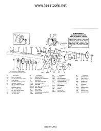 powerwinch windlass 612 parts list