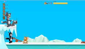 Chơi Game Tom and Jerry - Trận chiến bóng tuyết vui vẻ