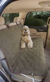 5 Best Pet Bench Seat Cover – Protect your car seat while allowing ... & Deluxe Pet Car Seat Cover Adamdwight.com
